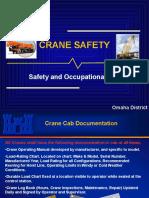 Crane Safety Refresher