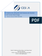 Informe de Evaluación Aula Cesga 2010