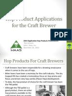 2014 PDF Hop Product Applications Presentation