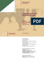 Modulo 1 Violência e Perspectiva Relacional de Gênero