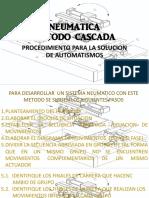 Neumatica Metodo Cascada