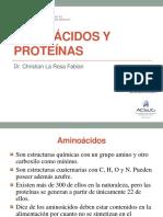 1 Aminoacidos y Metabolismo de Proteinas.pdf