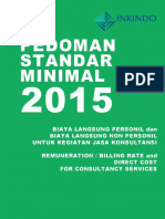 Billing Rate Inkindo 2015