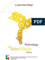 TAMERA - The Solar-Power Village – Technology
