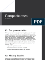 AP Spanish Composiciones