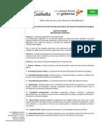 Reglamento General SEP