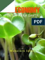 Bio Economy untuk para santi