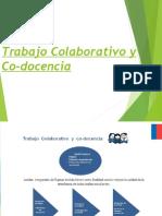 Trabajo Colaborativo y Co-docencia