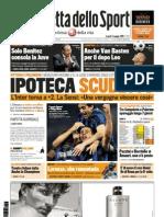 Gazzetta Dello Sport 03-05-2010