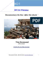 IFC 2016 Vienna After ther shock  - RTÉ Ireland