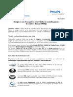 CP Philips Gamme Fidelio