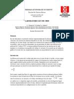 Informe Laboratorio 4 Fisica