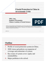 Expansion of Social Protection in China in the Era of Post-economic Crisis