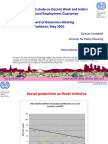 ILO–UNDP–IHD Study on Decent Work and India's National Rural Employment Guarantee