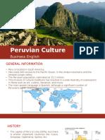 Peru Business