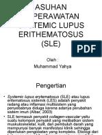 ASKEP SYSTEMIC LUPUS ERITHEMATOSUS 1.ppt
