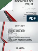 Presentacion Ingenieria Del Valor. (1)