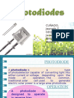 Photo Diodes pin