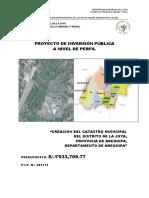 Pip-catastro Lajoya)Pag25-35 Compatible Con Plan e.c.