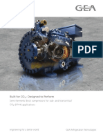 Semi-hermetic Bock Compressors for Sub- And Transcritical CO2(R744) Applications