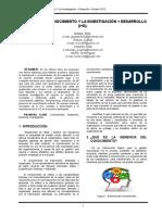 Paper_IEEE- Gerencia Del Conocimiento