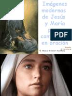 Caravias. Imágenes Modernas de Jesús y María