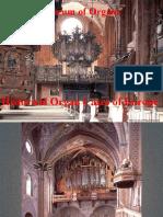 Historical Organ Europa