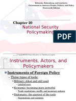 national security policy