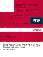 Licencias Urbanisticas Universidad Rosario