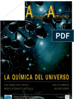 RevistaIAA-25-Jun2008 La Quimica Del Universo