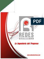 Portafolio REDES ELECTRICAS SA  Productos Octubre 2014