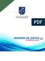 Minería de datos en redes sociales