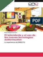 Las Nuevas Tecnologías Audiovisuales