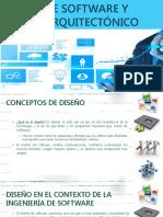 Diseño de Software y Diseño Arquitectónico_ppt