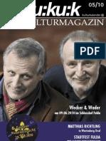 kukuk-Magazin, Ausgabe 05/2010