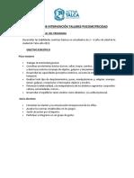 05 PROTOCOLO DE INTERVENCIÓN TALLERES PSICOMOTRICIDAD.pdf