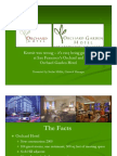 Hospitality Lawyer with a successful case study on green hotel development and renovation