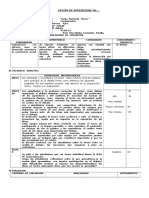 SESIÓN DE APRENDIZAJE  2015.docx