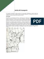 Transporte - Capítulo 1 Hay