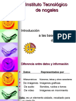 1.1 Introduccion Base de Datos 2015 Alumnos