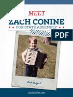 Zach Conine Mailer