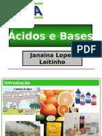 Acidos e Bases-UFERSA