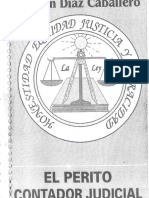 Perito Contador Judicial