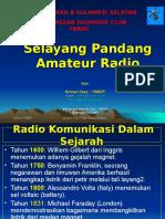 Sejarah Amateur Radio