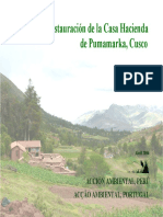 AA - Pumamarka Propuesta INC
