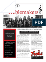 Troublemaker Newsletter
