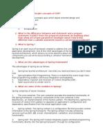 JAVA General Questions2