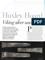 The Huxley Hoard - Viking Silver Unearthed