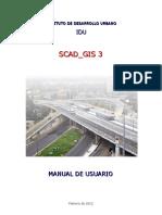 Manual de usuario SCAD_GIS 3