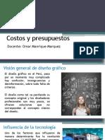 Costos y Presupuestos Clase 01